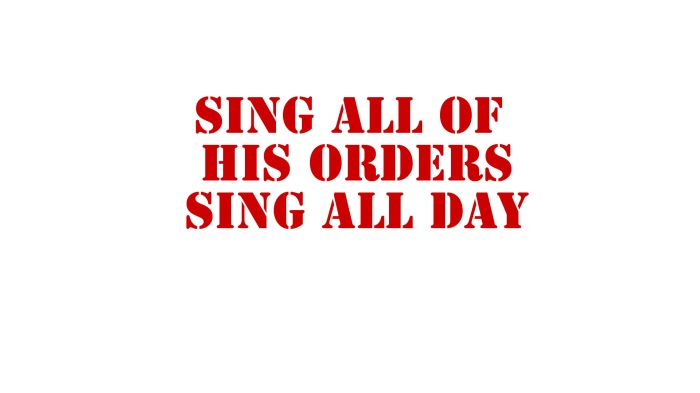 sing all